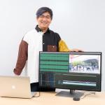 ベンキューのPD3220Uは「動画編集するぞ!とやる気になるモニター」、映像ディレクターに聞く