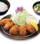 松のや「カキフライ定食」スタート