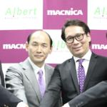 マクニカとALBERTが資本業務提携、CEOが話す狙いとは?