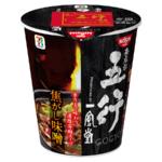 セブン×一風堂カップ麺「五行 焦がし味噌」