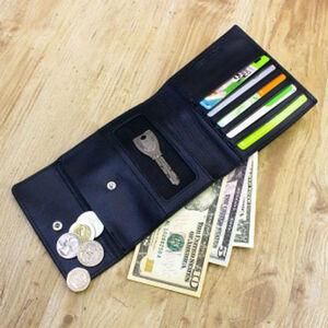 見たことない画期的な機能搭載! コインスルーワンアクション財布が55%オフ!