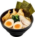 """かっぱ寿司「家系ラーメン」に""""ぜんぶのせ"""""""
