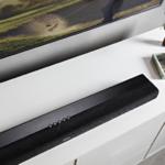 デノン、サウンドバー「DHT-S216」を12月上旬発売。サブウーファー内蔵の一体型