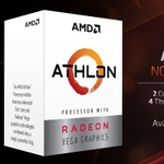 AMD、オーバークロックが可能「Athlon 3000G」を11月19日に発売!