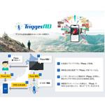 ガラポン、テレビ番組連動ウェブ広告サービス「TriggerAD」開始