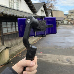 YouTuber目指してXperia 1で使用する電動ジンバル「VLOG pocket」を購入