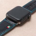 ビジネスマンの品格を上げる重要なアイテム! Apple Watch専用レザーバンド