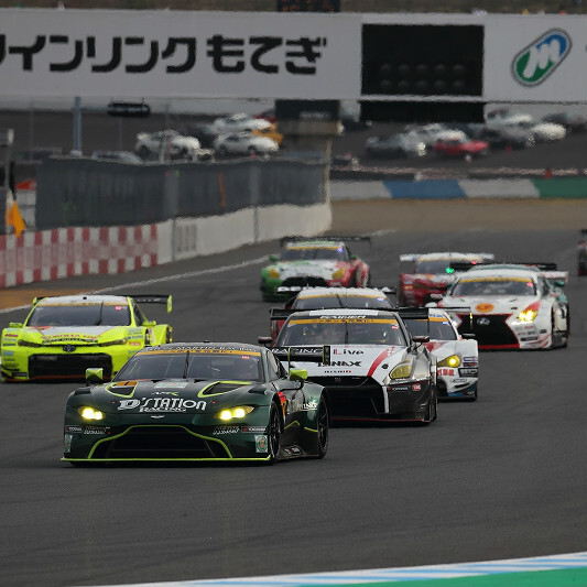 SUPER GT 2019 GT300クラス観戦記