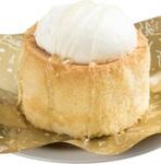 スシロー、こだわりクリーム使用の「窯焼きパンケーキ」