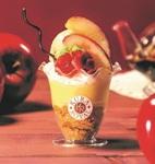 くら寿司、リッチな「紅茶とりんごのパフェ」