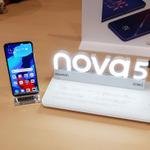 ファーウェイの新ハイスペックSIMフリー機「HUAWEI nova 5T」を写真でチェック
