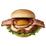 モスバーガー「とびきりベーコン&チーズ」食べ応え満点