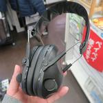外音も取り込める! 集音マイク付きの防音イヤーマフが3280円