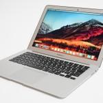 目立たない小傷のためにCランク!?でお買い得な2年落ち「MacBook Air(13インチ,2017)」実機レビュー
