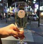 渋谷に300円セルフ立ち飲みのオシャレバル
