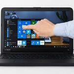タッチ非対応Windows 10搭載ノートPCをタッチ可能にするデバイス