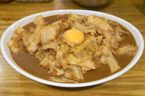 神戸 スタミナ カレー