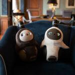 ウェスティンホテル東京のスイートルームに「LOVOT」と宿泊できるキャンペーン