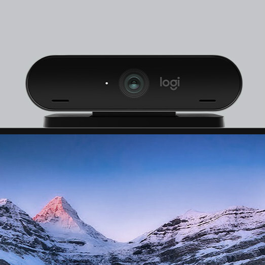 Apple Pro Display XDRに対応するウェブカメラ「Logitech 4K Pro Magnetic Webcam」