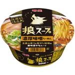 明星 狼スープ 濃厚味噌ラーメン
