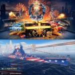 World of Warships、新機能「造船所」などを実装した年末年始限定イベントを開催
