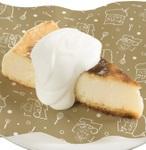 スシローで話題の「バスクチーズケーキ」