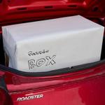 マツダ ロードスターRFのトランクにVOXのスピーカーキャビネットを積んでみた