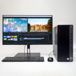 「HP Z1 Entry Tower G5」クリエイターズファイル