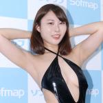 Gカップの魅力を発揮! 「道産子グラドル」川島愛里沙が1st BD&DVDリリース