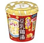 スープはるさめ台湾風「豆乳鶏湯」