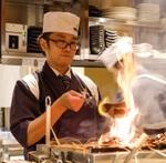 「本マグロの藁焼き」はまるでステーキでした!ご飯も欲しくなっちゃう