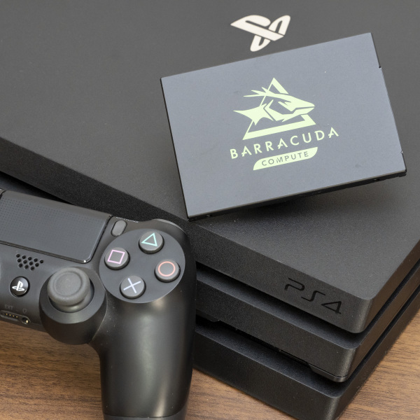 PS4 ProをBarraCuda 120 SSDに換装したら「マグラムロード」のロード時間はどうなるのかチェック
