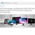 デル、CES 2020にてプレミアムデザインのパソコンやディスプレーを発表