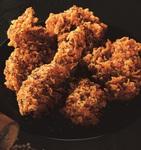 KFC ピリリと辛い「ブラックホットチキン」