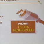 遂にHDMI 2.1によるケーブル一本の48Gbps/8K映像伝送が解禁へ