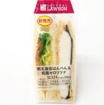 「はんぺんサンドイッチ」ってどんな味?コンビニで見っけ!