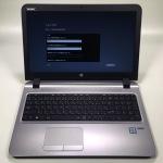 8GBメモリーに強化した「HP ProBook 450 G3」が3万4408円に