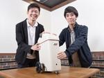 ハッカソン好き技術者が考えた未来のゴミ箱は「自分でお金を稼ぐ」?