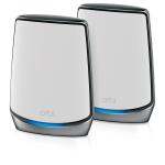 ネットギア、Wi-Fi 6に対応したトライバンドメッシュWi-Fiシステム「Orbi WiFi 6」