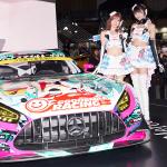 新春美女特盛り! 東京オートサロン 2020の美人コンパニオン
