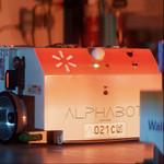 ウォルマートが自律走行ロボット「Alphabot」で業務効率化