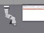 アームロボットの3DモデルをROSと連携したら、問題が次々と発生した