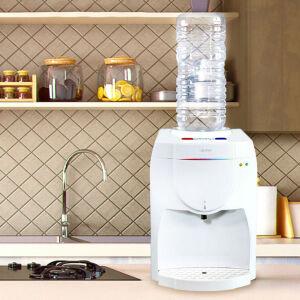 簡単で使いやすい!市販のペットボトルでお湯も作れるウォーターサーバー