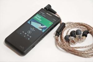 ハイエンドストリーミングウォークマン「NW-ZX507」で知る音楽専用機の重要性
