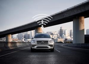 ボルボとチャイナユニコムが5Gで協業! 新車に5G搭載モデルも!
