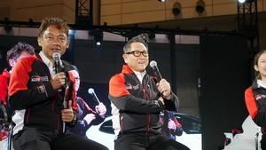 東京オートサロン2020で感じた豊田章男社長の本音