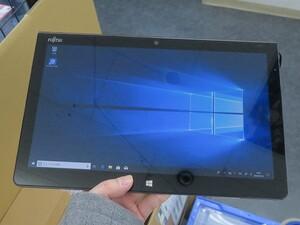 防水・防塵で高性能! 12.5型のWindows 10タブレットが1万7800円から