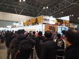 国内初「GUILTY GEAR -STRIVE-」の試遊でEVO Japan 2020のアークシステムワークスブースが大盛り上がり!