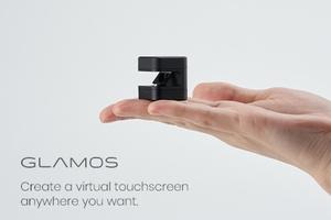 タッチ非搭載製品にジェスチャー操作を加える「GLAMOS」が支援募集中