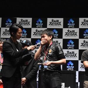 「恩を返せた」 EVO Japan 2020最大の激戦区スマブラSPはShuton選手が涙の優勝